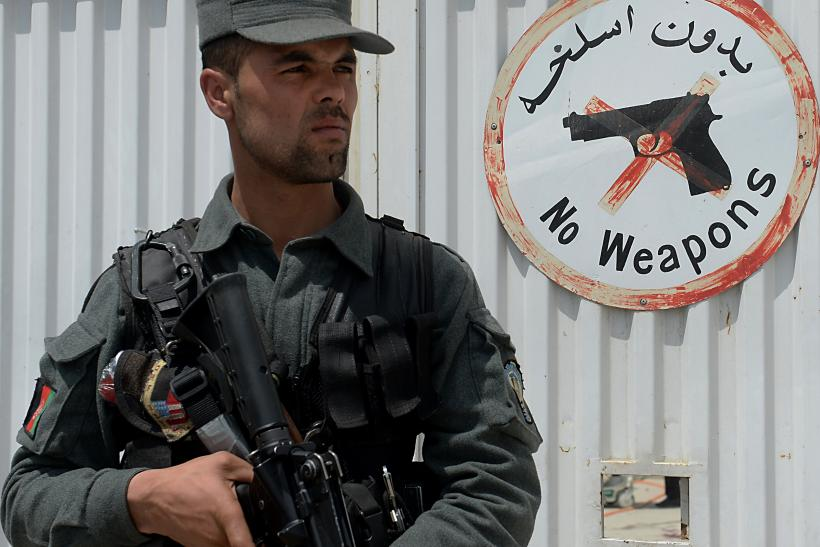 Afghan police chief killed