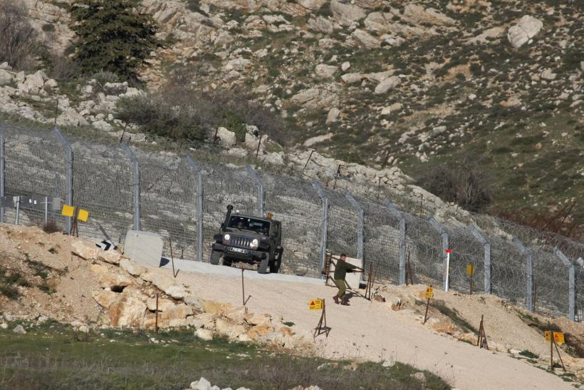 Israel Kills Militants Trying To Plant Explosives On Golan Border