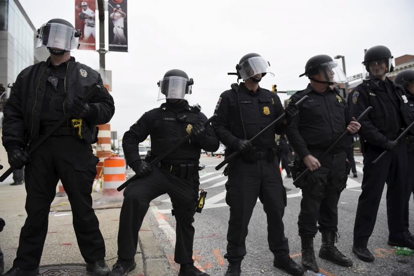 Baltimore Police Warn Gangs Working To 'Take Out' Officers