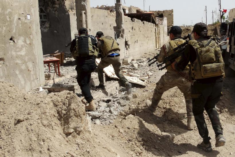 Dozens Of Iraqi Police Killed In Clashes With ISIS In Ramadi