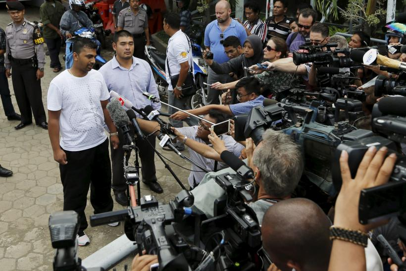 Indonesia Announces Execution Date For Bali Nine Duo