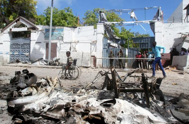 Two Dozen Killed In Al-Shabab Attack In Somalia