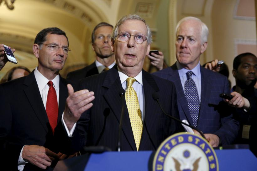 Fate Of US Surveillance Program Uncertain After Senate Vote