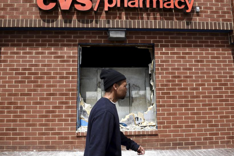 CVS Store Destroyed In Baltimore Riots To Be Rebuilt