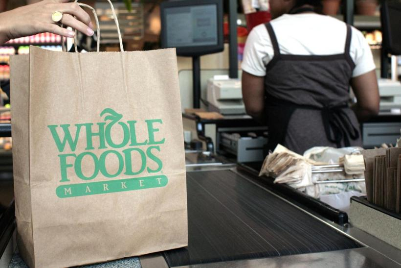 Why Shares Of Whole Foods Are Plunging