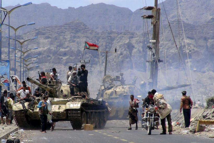 Over 120 Die In Yemen As Houthis Take Key Aden District