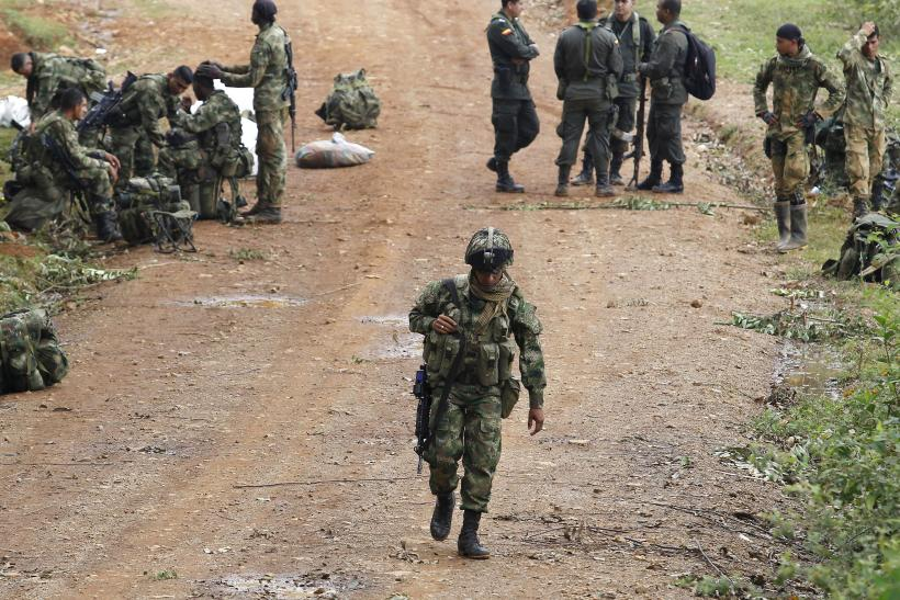 Colombian Army Kills 18 FARC Guerrillas In Airstrikes