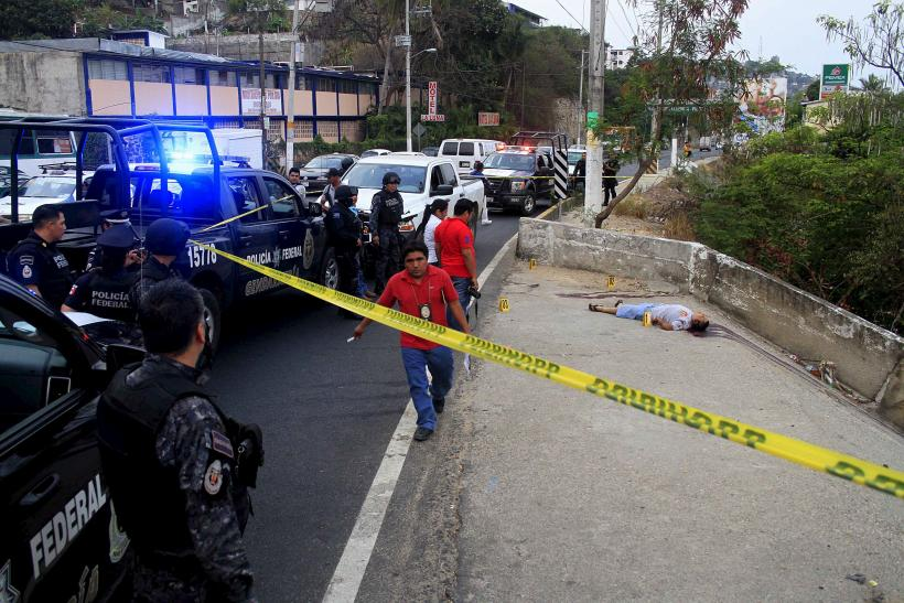 Gunfight In Western Mexico Kills At Least 39: Officials