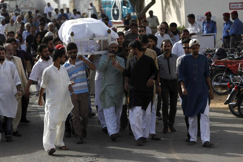 Blast In Pakistan Hotel Leaves 2 Dead