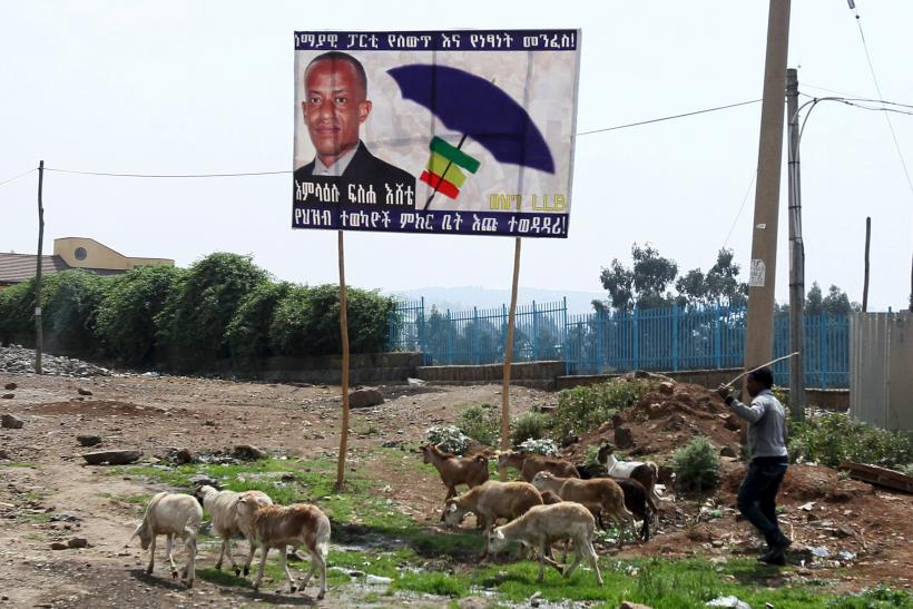 Ruling Party Looks Set To Triumph In Ethiopian Election