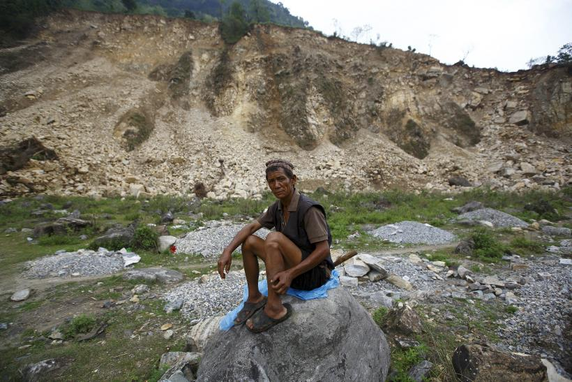 Nepal Landslide Blocks River, Raises Fears Of India Flood