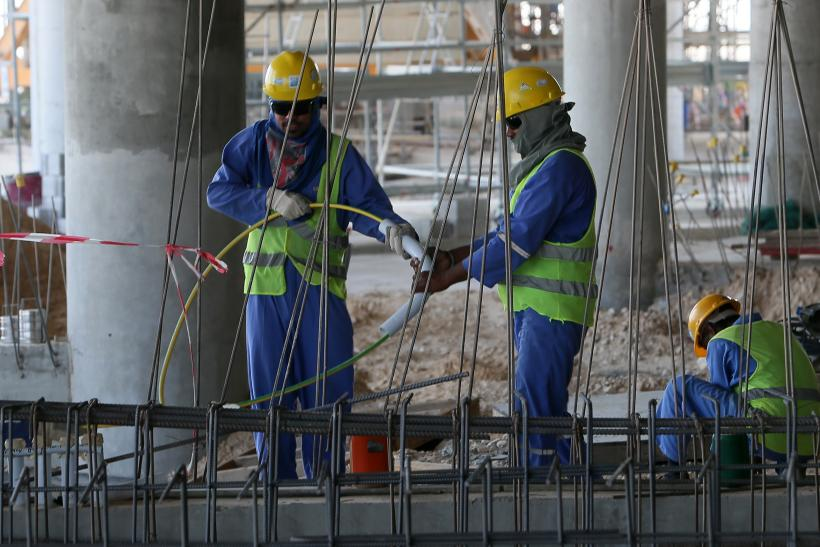 Qatar world cup migrant workers