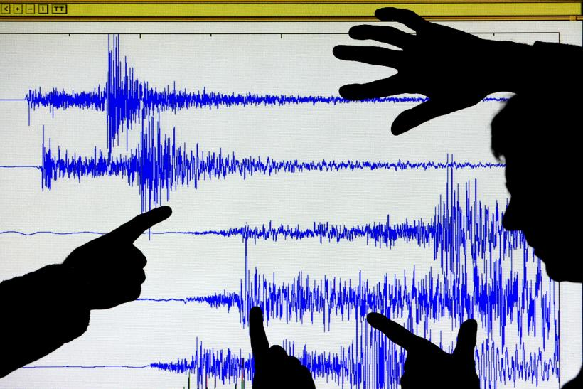 Earthquake Strikes Offshore Polynesia's Tonga