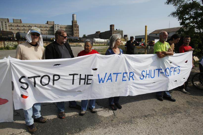 Detroit Receives $1M Donation For Water Bills
