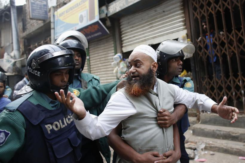Worker At Bangladesh Coca-Cola Unit Accused Of ISIS Link
