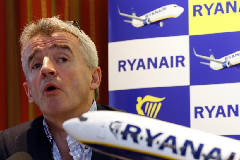 Ryanair Cashes In On Improved Service With Profit Surge