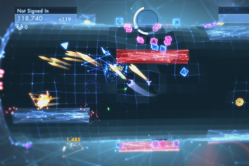 Geometry Wars 3 Lucid Games