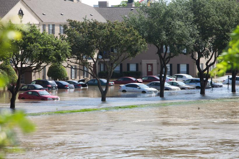 Houston, Texas flood