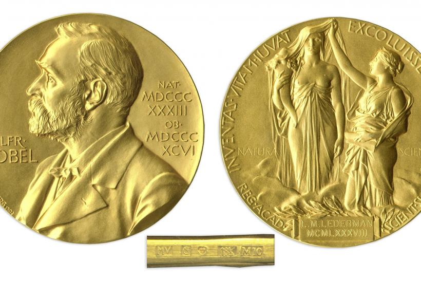 Leon Lederman's 1988 Nobel Prize