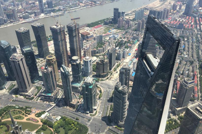 Shanghai Tower 3