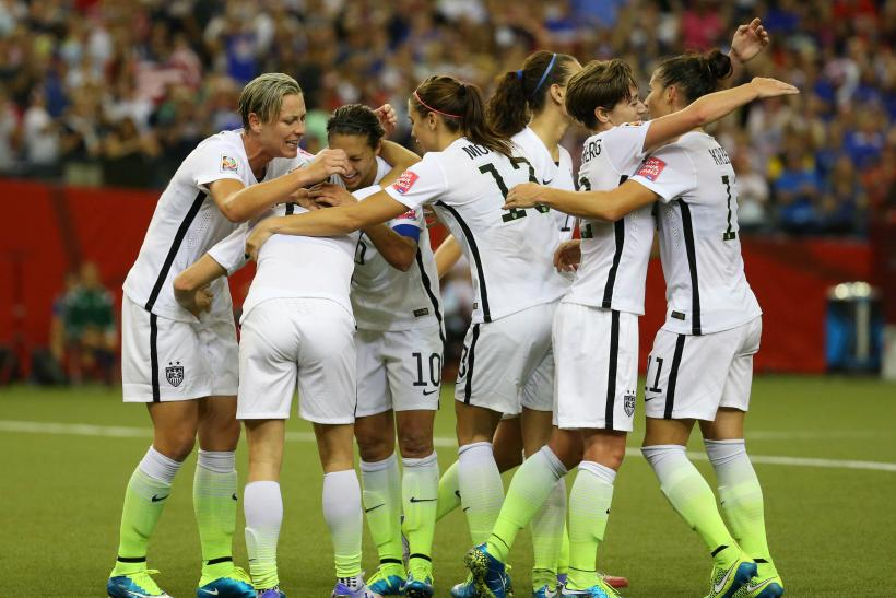 United States women's soccer