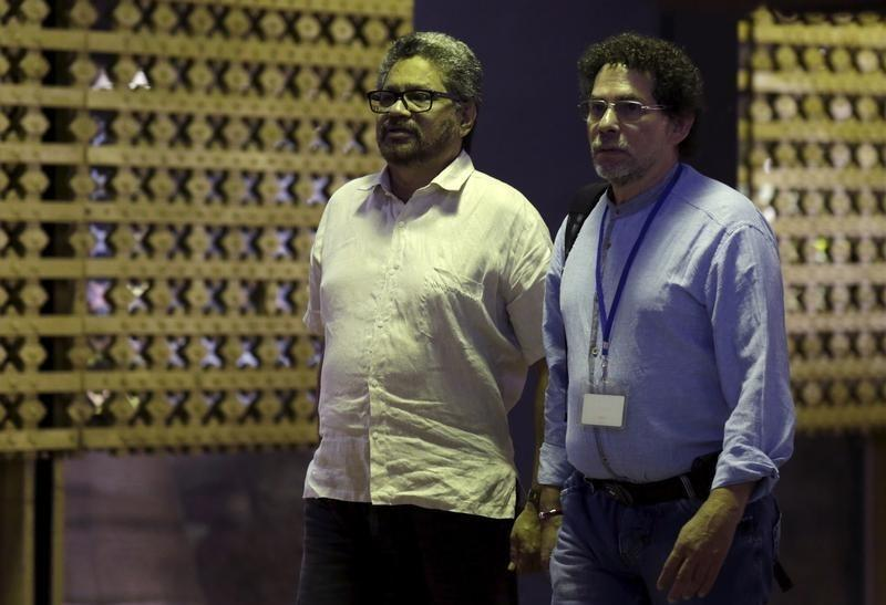 Colombia FARC talks