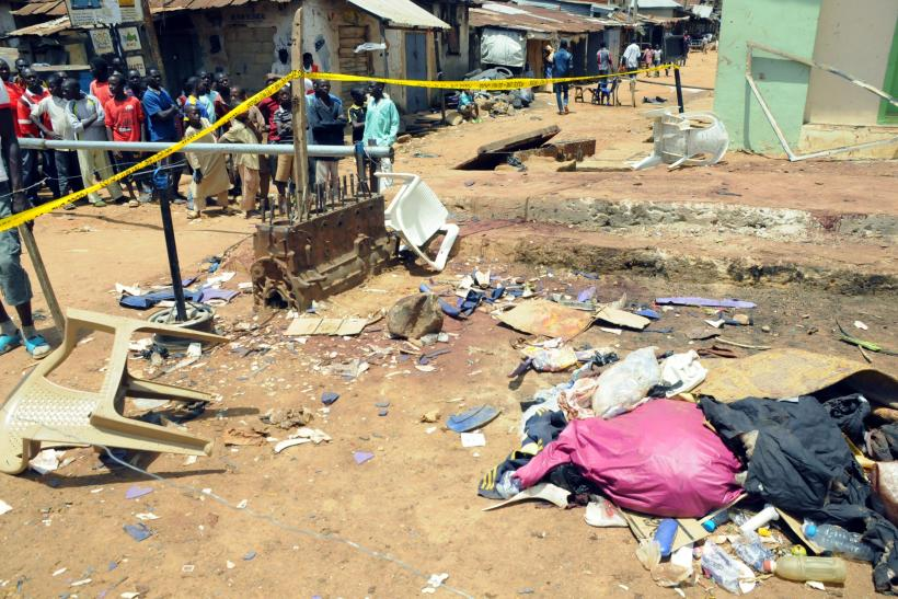 Boko Haram attack in Jos city