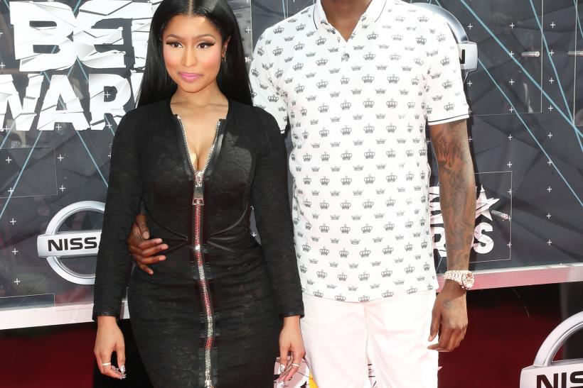 Nicki Minaj Meek Mill