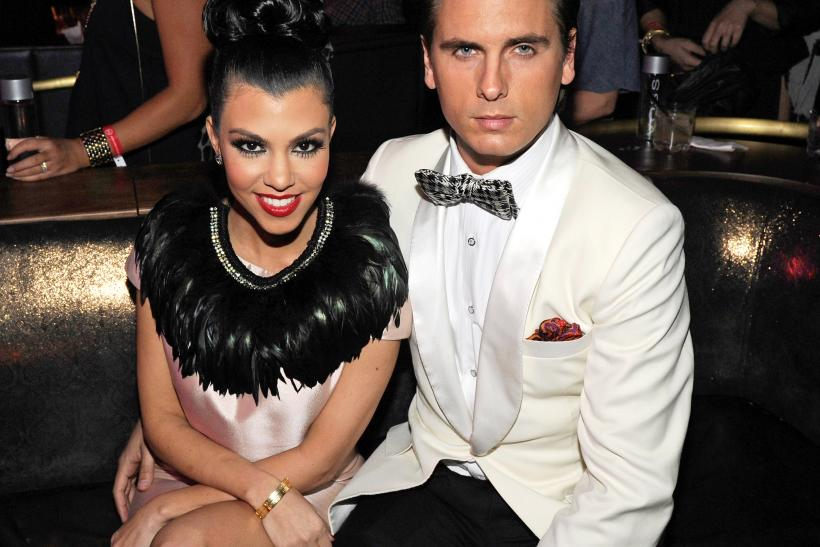 Kourtney Kardashian Scott Disick split