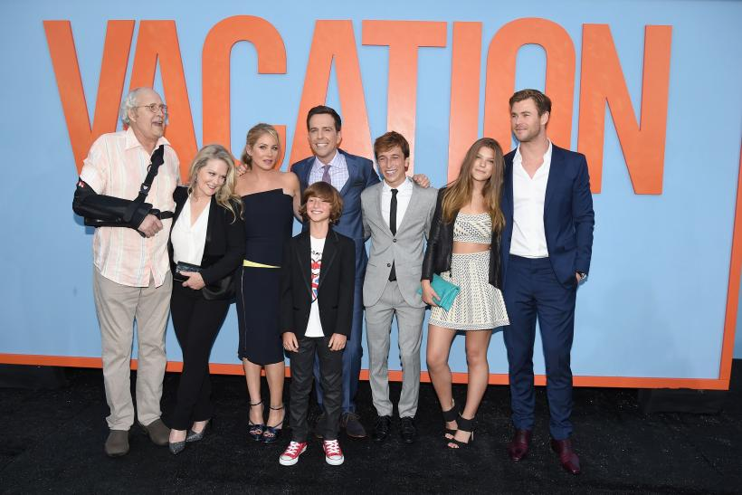 """Vacation"" Movie Cast"