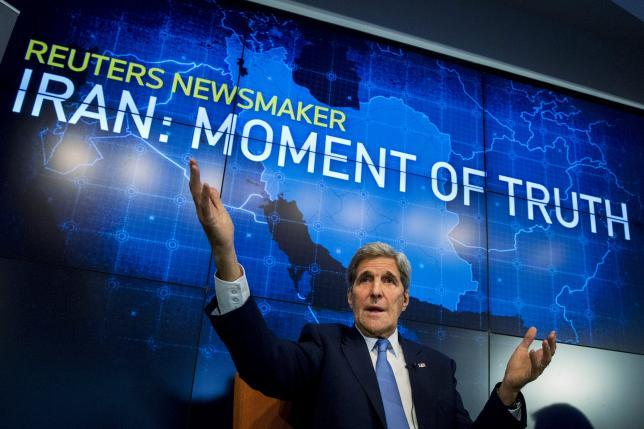 john kerry moment of truth