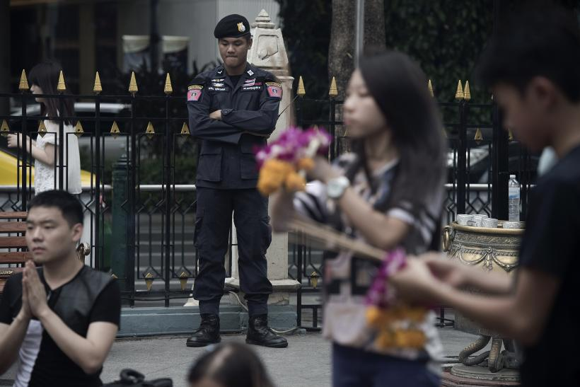Bangkok Bombing Erawan shrine suspect