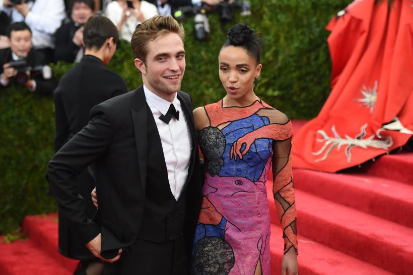 Robert Pattinson_FKA Twigs