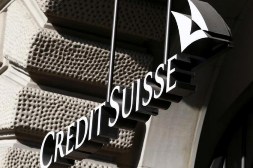 Credit Suisse HQ, March 10, 2015