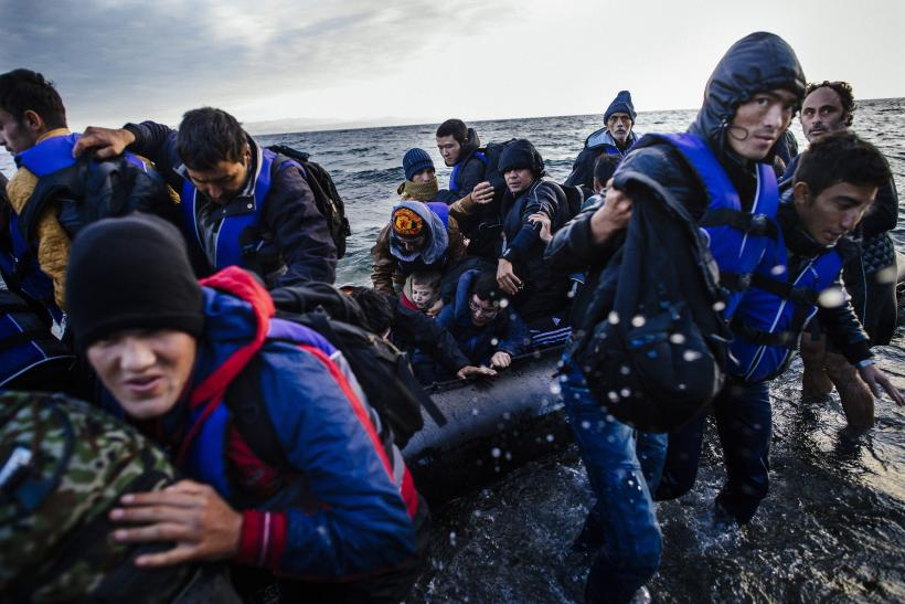Europe new tax refugee crisis