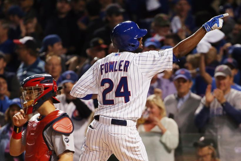 Dexter Fowler Chicago Cubs