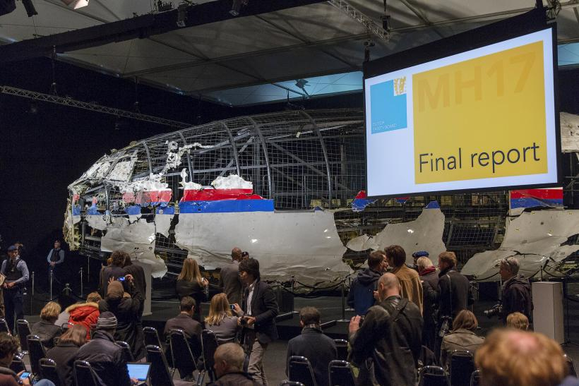 MH17 briefing