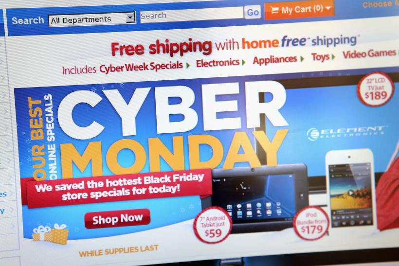Cyber Monday vs Black Friday online sales