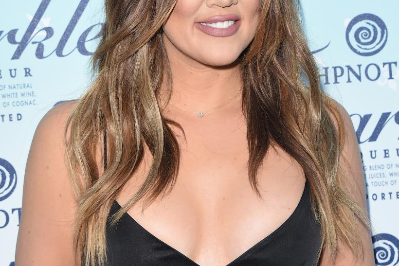 Khloe Kardashian Thanksgiving Odom Hospital