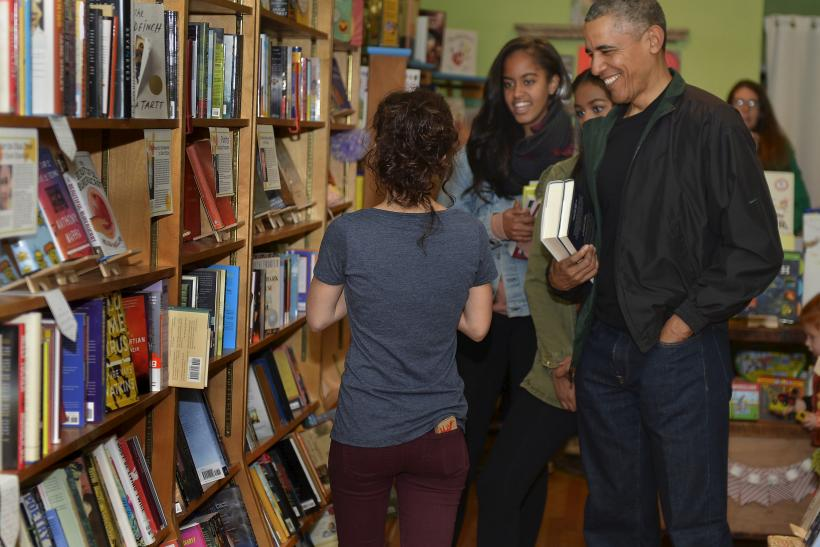 Barack Obama Small Business Saturday