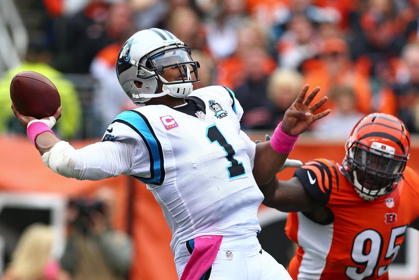 Carolina Panthers Cincinnati Bengals