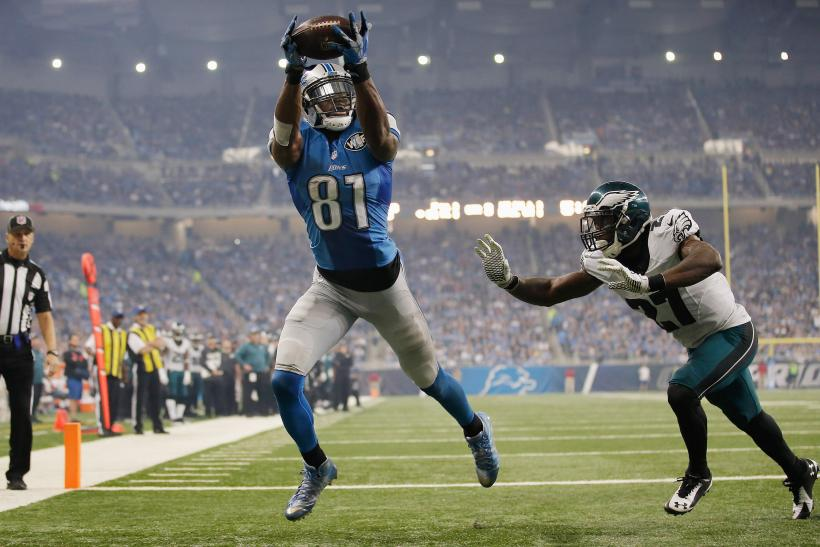 Calvin Johnson Lions 2015