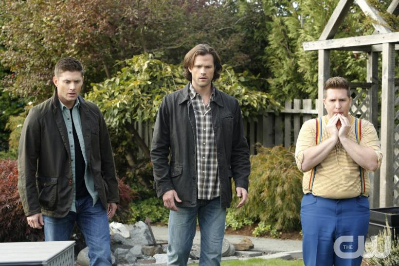 """Supernatural"" Season 11 Spoilers"