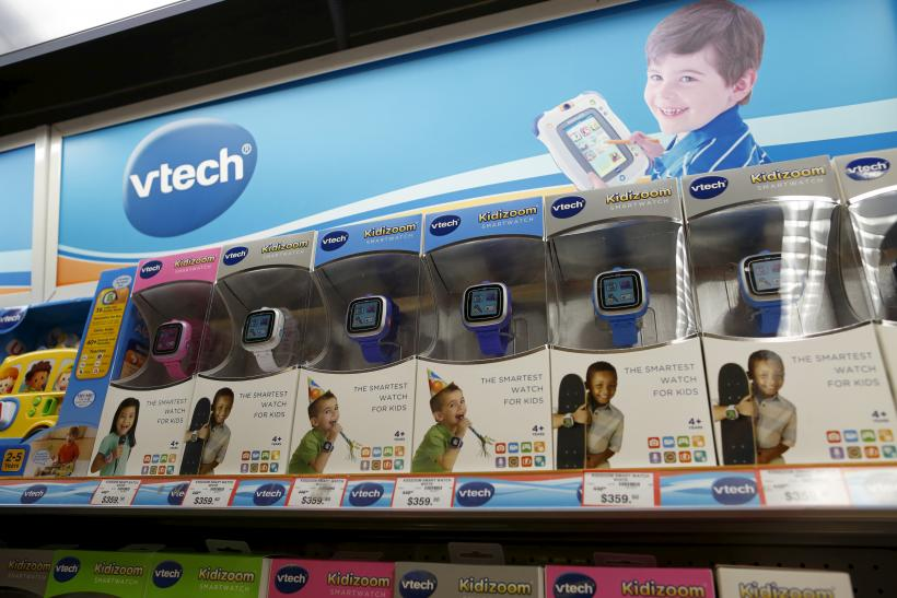 VTech toy maker breached