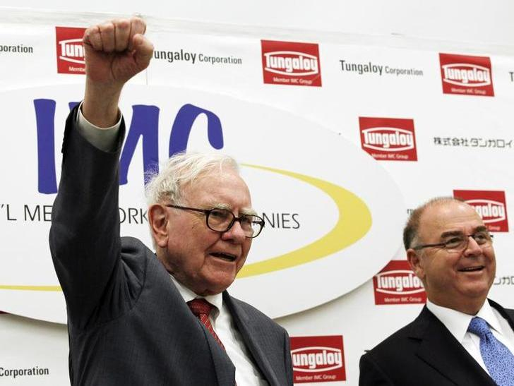 Warren Buffet Buys HJ Heinz For $23.3B; Other Companies Owned By Berskshire Hathaway [PHOTOS]